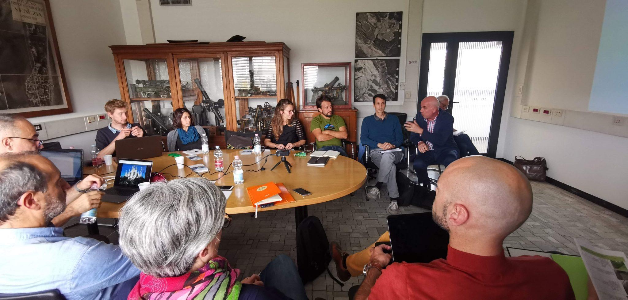 Meeting Politecnico   04/10